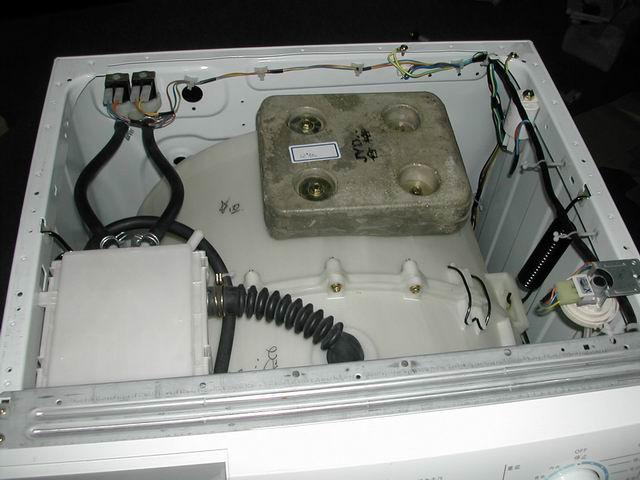 家电清洗技术之滚筒洗衣机拆卸方法